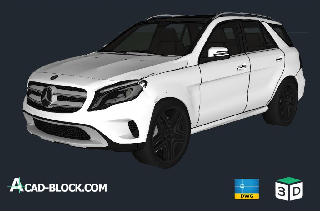 2016 Mercedes-Benz GLE 63 AMG 3D
