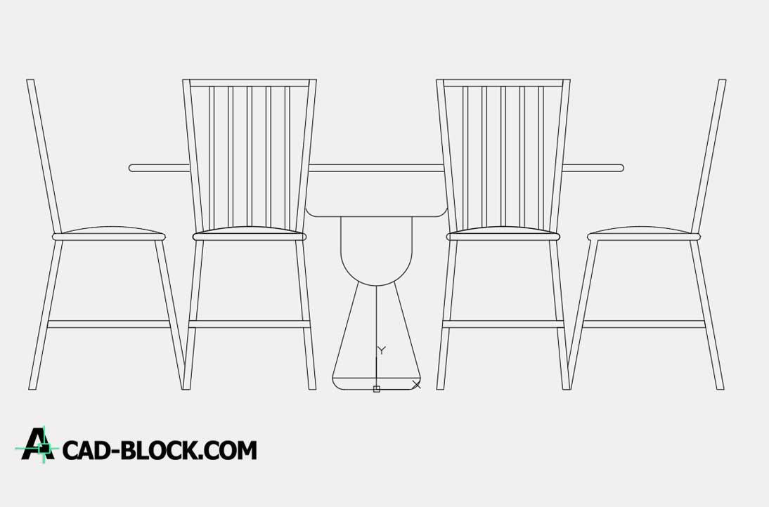 Dynamic table dwg cad blocks