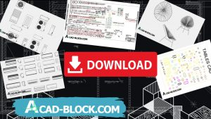 Furniture cad blocks - Free Autocad furniture blocks