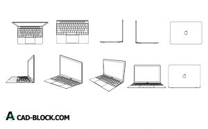 MacBook dwg in Autocad free